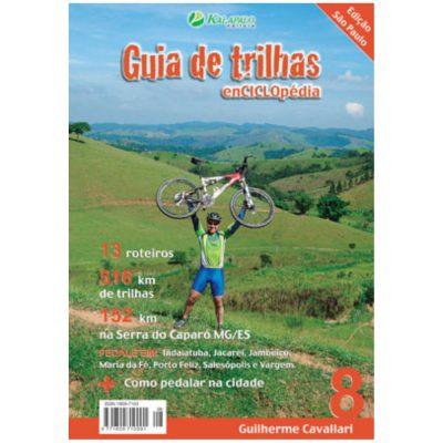 Guia de Trilhas enCICLOpédia Volume 8 - Editora Kalapalo