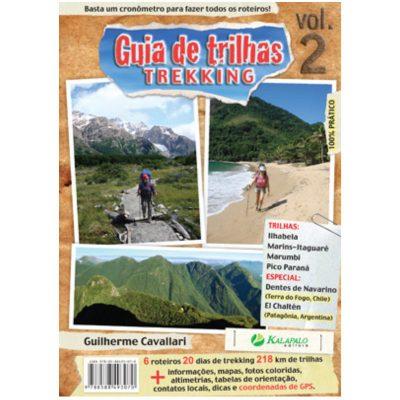 Guia de Trilhas Trekking Volume 2 - Guilherme Cavallari