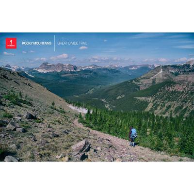 Livro Rocky Mountains - Uma aventura pela Great Divide Trail