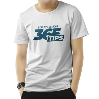 Camisa Masculina 365 Tips - Branca