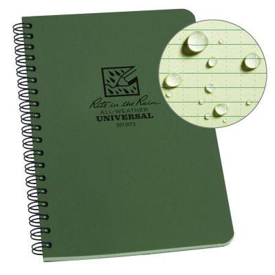 Caderno impermeável Rite In The Rain